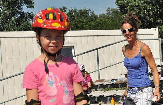 jugendreise.de Inlineskatecamp Jueterbog Skaten Kids