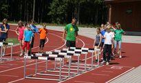 Leichtathletikcamp für Kinder