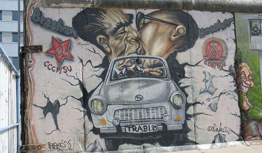 jugendreise.de Klassenfahrt Berlin East Side Galerie