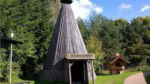 jugendreise.de Angelferien Loppin Köhlerhütte