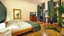jugendreise.de Klassenfahrt Prag Hotel La Fenice Zimmer