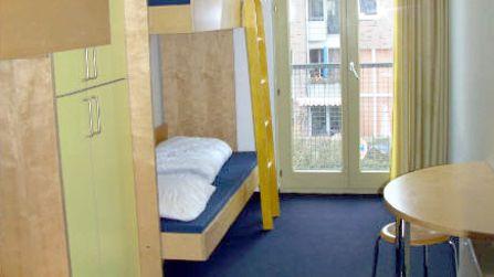 jugendreise.de Klassenfahrt Hamburg YES Jugendbildungsstätte Mehrbettzimmer